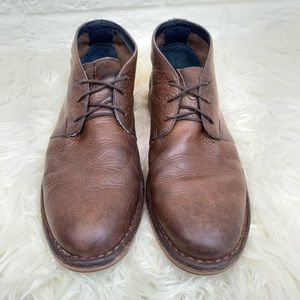 Cole Haan mens chukka boots size 8